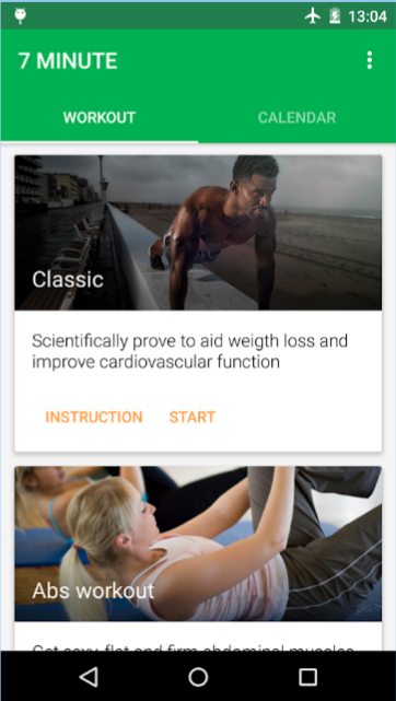 7 Minute Workout Pro APK 3