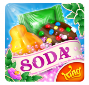 Candy Crush Soda Saga  APK 1