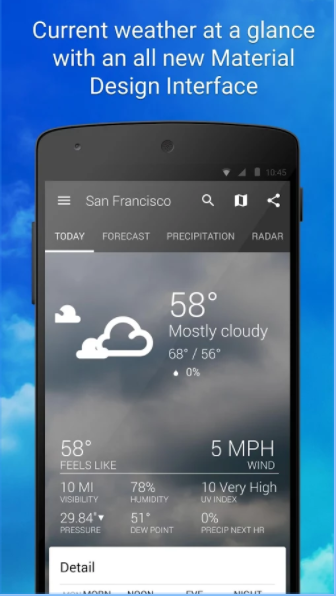 1Weather Pro APK Download for Android Free - ApkWala